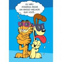 Imagem - Cartão Amizade Garfield (618853)