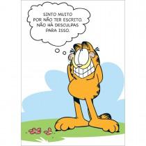 Imagem - Cartão Aniversário Atrasado Garfield (618802)