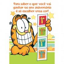 Imagem - Cartão Aniversário Garfield (445215)