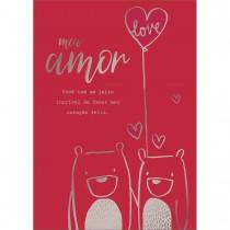 Imagem - Cartão By Grafon's Amor Estampa Ursos