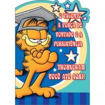 Imagem - Cartão Formatura Garfield (445673)