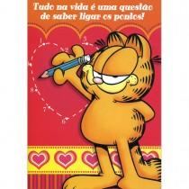 Imagem - Cartão Garfield Amor