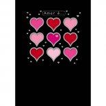 Imagem - Cartão Handmade Beauty Amor Estampa Amar é... - Grafon's