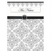 Imagem - Cartão Handmade Beauty Casamento Estampa Aos Noivos - Grafon's