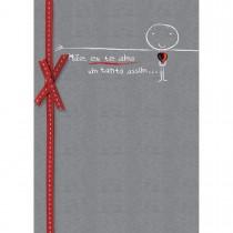 Imagem - Cartão Handmade Beauty Mães Estampa Mãe, eu te amo.- Grafon's