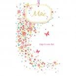 Imagem - Cartão Handmade Beauty Mães Estampa Hoje é seu dia! - Grafon's