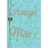 Imagem - Cartão Handmade Beauty Mães Estampa Amiga ou Mãe? - Grafon's