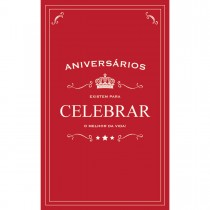 Imagem - Cartão Magic Moments Aniversário Estampa Celebrar - Grafon's