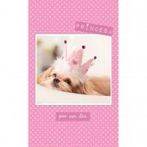 Imagem - Cartão Magic Moments Aniversário Estampa Princesa - Grafon's