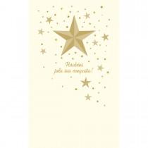 Imagem - Cartão Magic Moments Sucesso Estampa Estrela- Grafon's