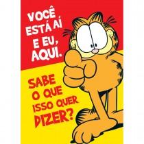 Imagem - Cartão Saudade Garfield (618799)