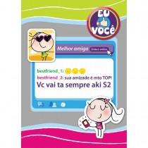 Imagem - Cartão Teen Amizade c/ botton (615251)