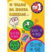 Imagem - Cartão Teen Amizade c/ botton (615439)