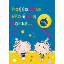 Imagem - Cartão Teen Amor c/ botton (615421)