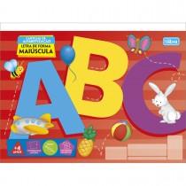 Imagem - Cartilha de Atividades de Alfabetização - Letra de Forma Maiúscula Académie 32 Folhas