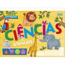Imagem - Cartilha de Atividades de Ciências - Animais Académie 20 Folhas