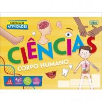Imagem - Cartilha de Atividades de Ciências - Corpo Humano Académie 20 Folhas