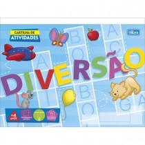 Imagem - Cartilha de Atividades de Diversão Académie 32 Folhas