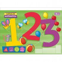 Imagem - Cartilha de Atividades de Matemática Académie 32 Folhas