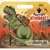 Imagem - Cartilha de Atividades Maleta Raptor 8 Folhas