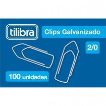 Imagem - Clips 2/0 Galvanizado 100 Unidades