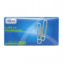 Imagem - Clips 3/0 Galvanizado 800 Unidades