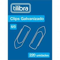Imagem - Clips 6/0 Galvanizado 220 Unidades