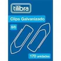 Imagem - Clips 8/0 Galvanizado 170 Unidades