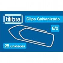 Imagem - Clips 8/0 Galvanizado 25 Unidades