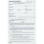 Imagem - Contrato de Locação - 100 Folhas