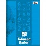 Imagem - Edição Tabuada Barker Academie 8fls (Pacote com 100 unidades)
