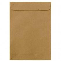 Imagem - Envelope Saco Kraft Natural KN18 125x176mm - Caixa com 250 Unidades