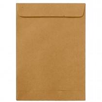 Imagem - Envelope Saco Kraft Natural KN32 229x324mm - Caixa com 100 Unidades