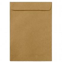 Imagem - Envelope Saco Kraft Natural KN45 370x450mm - Caixa com 250 Unidades