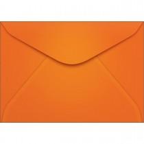 Imagem - Envelope Visita TB72 Laranja 72x108mm - Caixa com 100 Unidades