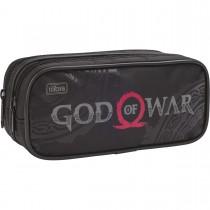 Estojo Duplo Grande God of War