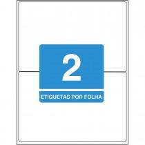 Imagem - Etiqueta Adesiva Inkjet/Laser Carta 138,11mmx212,73mm TB6186 200 Unidades