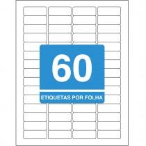 Imagem - Etiqueta Adesiva Inkjet + Laser Carta 16,93x44,45mm 6089 10 Folhas 600 Unidades