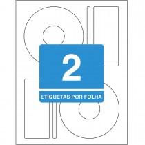 Imagem - Etiqueta Adesiva Inkjet/Laser CD/DVD 115mm TBCD25B50 Unidades