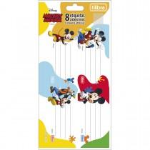 Imagem - Etiqueta Escolar Adesiva Mickey