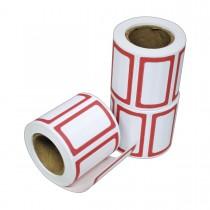 Imagem - Etiqueta Grande para Preço - Pacote com 3 rolos