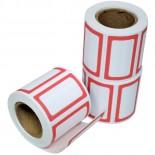 Imagem - Etiqueta Média para Preço - Pacote com 3 rolos