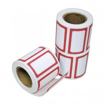 Imagem - Etiqueta Pequena para Preço - Pacote com 5 rolos