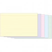 Imagem - Ficha Colors - Número 3 - 5x8 50 Folhas