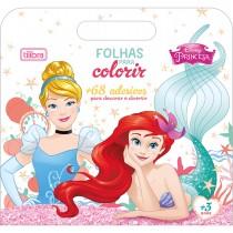 Imagem - Folhas de Atividades Maleta Princesas 8 Folhas