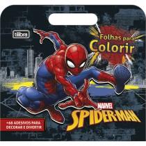 Imagem - Folhas de Atividades Maleta Spider 8 Folhas