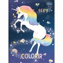 Imagem - Folhas para Colorir Blink 8 Folhas