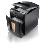 Imagem - Fragmentadora 100 folhas Alimentação Automática Corte em Partículas 220V Swingline 100X