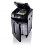 Imagem - Fragmentadora 500 fls Alimentação Automática Supercorte em Partículas 220V Swingline 500X