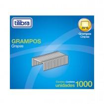 Imagem - Grampo 23/15 75-120 Folhas Galvanizado 1000 Unidades